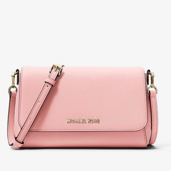 Michael Kors Handbags - Michael Kors Medium Saffiano Leather Crossbody